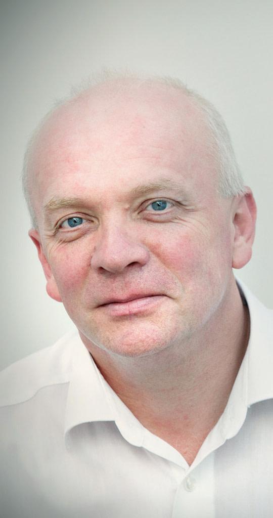 Prof. Dr. Luc de Witte Crdl Ambassador