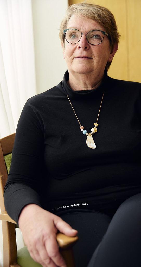 Ingrid Zuijdervliet portrait Crdl User